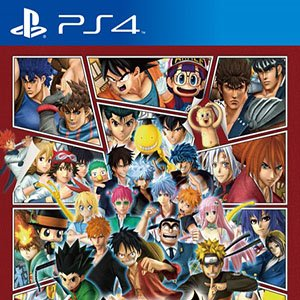 دانلود نسخه هک شده بازی J-Stars Victory VS Plus برای PS4
