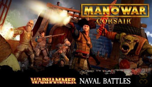 دانلود بازی Man O War Corsair برای کامپیوتر