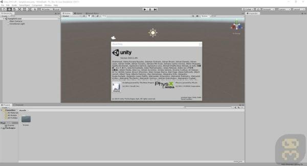 دانلود Unity Pro 2019.2.18f1 - نرم افزار طراحی بازی