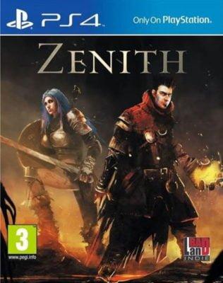 دانلود نسخه هک شده بازی Zenith برای PS4