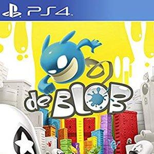 دانلود نسخه هک شده بازی de Blob برای PS4
