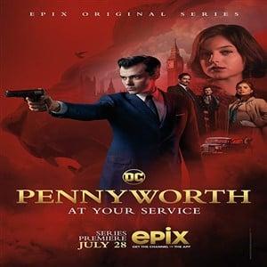 دانلود سریال  Pennyworth 2019 + زیرنویس فارسی