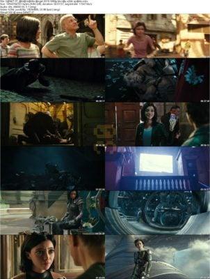 دانلود فیلم آلیتا Alita Battle Angel 2019 با زیرنویس فارسی + 4K