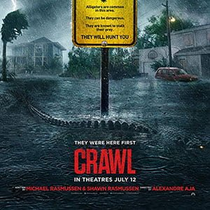 دانلود فیلم Crawl 2019 با زیرنویس فارسی