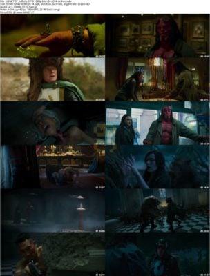 دانلود فیلم Hellboy 2019 با زیرنویس فارسی + 4K