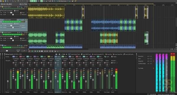 دانلود MAGIX ACID Pro Suite 10.0.2.20 - استودیو موزیک دیجیتال