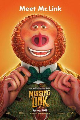 دانلود انیمیشن Missing Link 2019 با زیرنویس فارسی