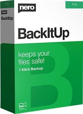 دانلود Nero BackItUp 2020 v22.0.1.12 - بکاپ گرفتن از اطلاعات