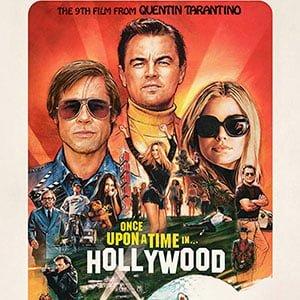 دانلود فیلم Once Upon a Time in Hollywood 2019 با زیرنویس فارسی