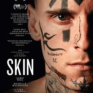 دانلود فیلم Skin 2018 با زیرنویس فارسی