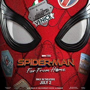 دانلود فیلم Spider Man Far From Home 2019 + زیرنویس فارسی