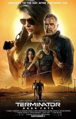 دانلود فیلم Terminator Dark Fate 2019 با زیرنویس فارسی