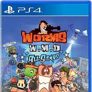 دانلود نسخه هک شده بازی Worms W.M.D برای PS4