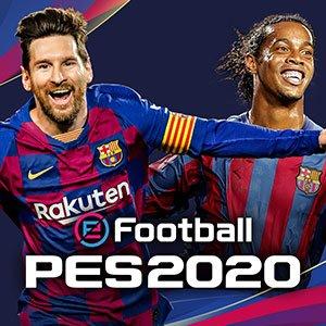 دانلود بازی eFootball PES 2020 برای کامپیوتر
