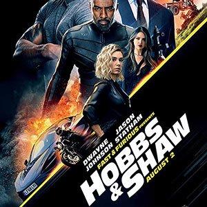 دانلود فیلم Fast & Furious Hobbs & Shaw 2019 با زیرنویس فارسی