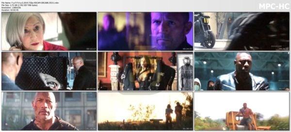 دانلود فیلم Fast & Furious: Hobbs & Shaw 2019 با زیرنویس فارسی