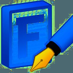 دانلود High-Logic FontCreator Pro 13.0.0.2645 – نرم افزار ویرایش و ساخت فونت