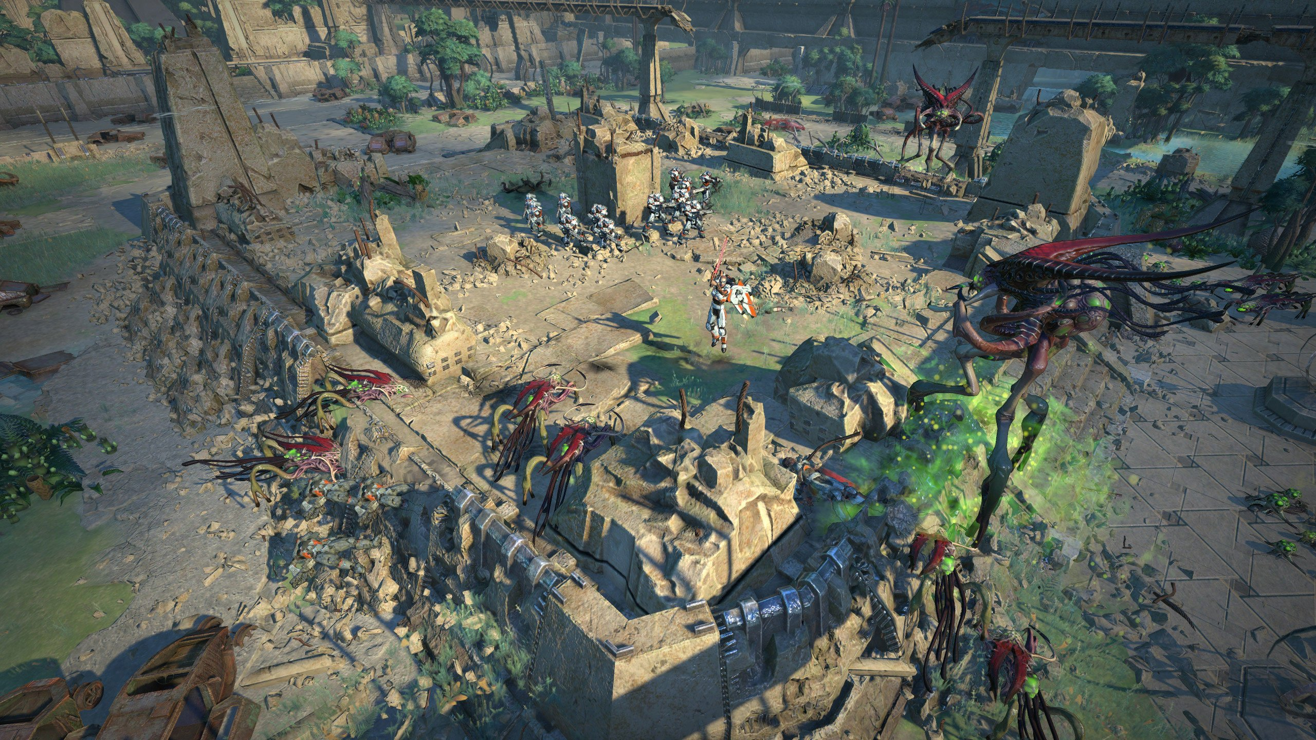 Age Of Wonders Planetfall Games For PC