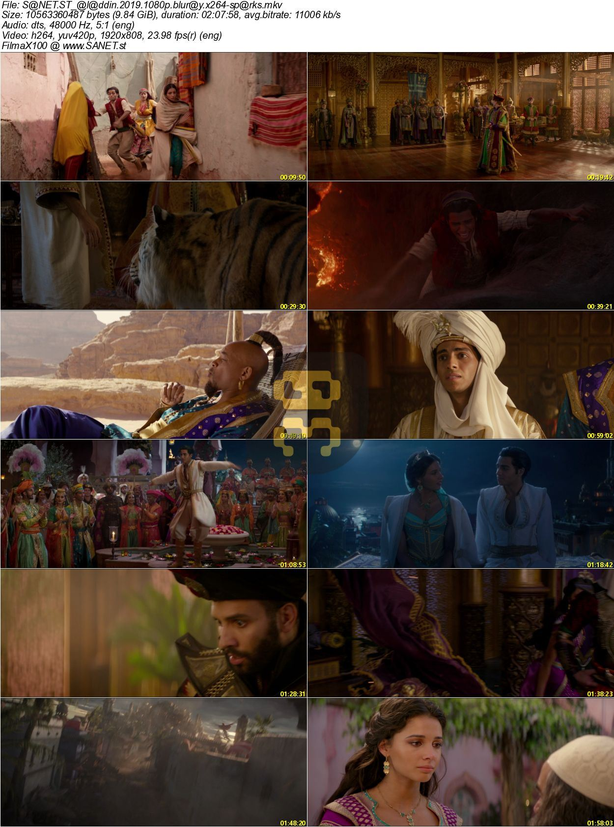 Aladdin 2019 Aladdin Movie With Farsi Subtitle 2019-08-25