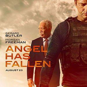 دانلود فیلم Angel Has Fallen 2019 + زیرنویس فارسی + 4K