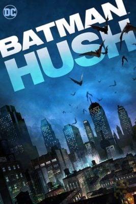 دانلود انمیشن Batman Hush 2019 با زیرنویس فارسی