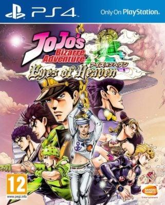 دانلود نسخه هک شده بازی JoJo's Bizarre Adventure: Eyes of Heaven برای PS4