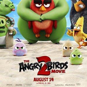 دانلود انیمیشن The Angry Birds Movie 2 2019 با زیرنویس فارسی