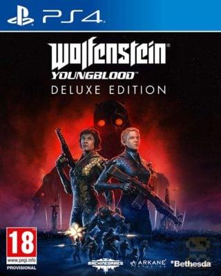 دانلود بازی Wolfenstein Youngblood برای PS4 + آپدیت