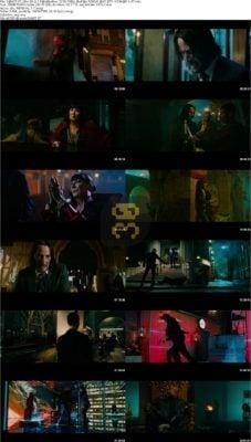 دانلود فیلم جان ویک 3 - John Wick Chapter 3 با زیرنویس فارسی + 4K