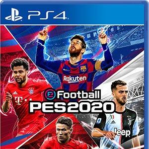 دانلود بازی eFootball PES 2020 برای PS4 + آپدیت + هک شده