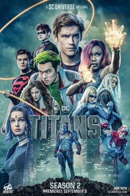 دانلود سریال Titans 2019 + زیرنویس فارسی