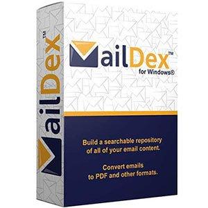دانلود Encryptomatic MailDex 2019 v1.4.1.0 – مدیریت ایمیل