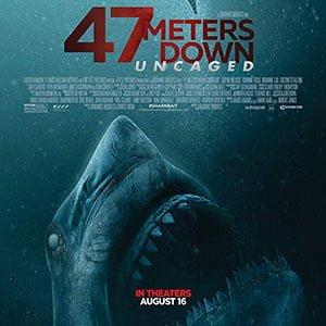 دانلود فیلم 47 Meters Down Uncaged با زیرنویس فارسی
