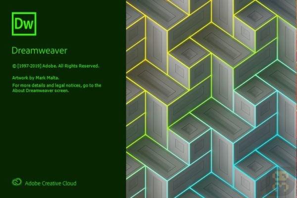 دانلود Adobe Dreamweaver 2020 v20.2.0.15263 - ابزار طراحی وب + کرک