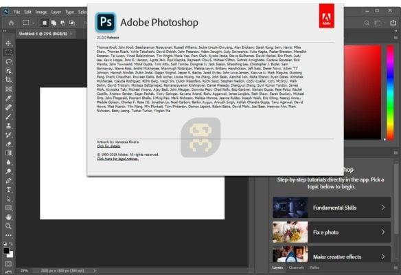 دانلود Adobe Photoshop 2020 v21.2.4.323 - جدیدترین نسخه فتوشاپ + کرک