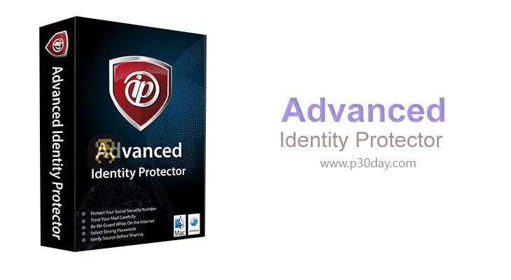 دانلود Advanced Identity Protector 2.1.1000.2660 - ایمن سازی اطلاعات محرمانه