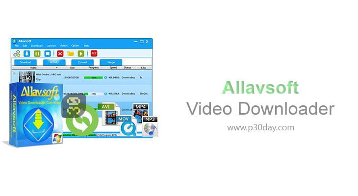 دانلود Allavsoft Video Downloader Converter 3.22.9.7586 - دریافت ویدئو های آنلاین