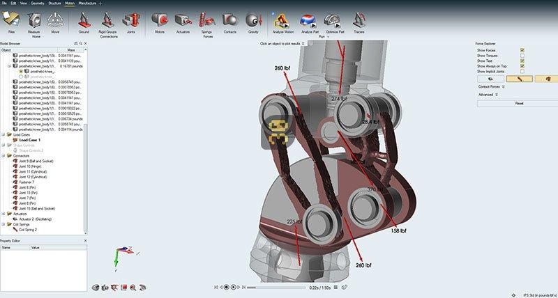 Altair Inspire 2019.3.0 - Engineering Model Simulation