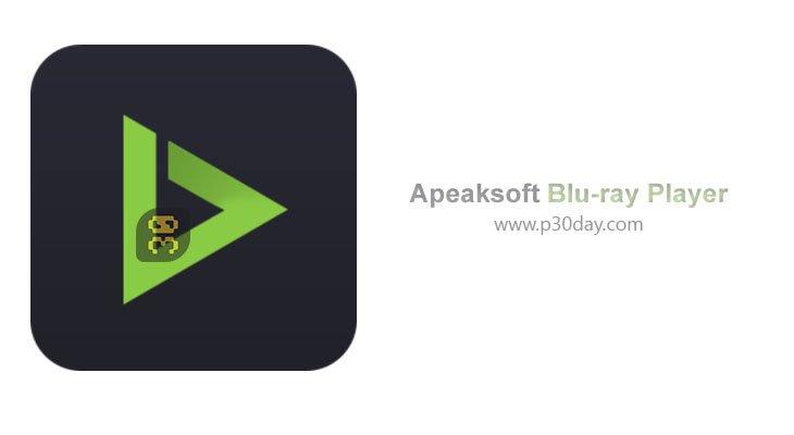 دانلود Apeaksoft Blu-ray Player 1.0.20 - پلیر Blu-ray