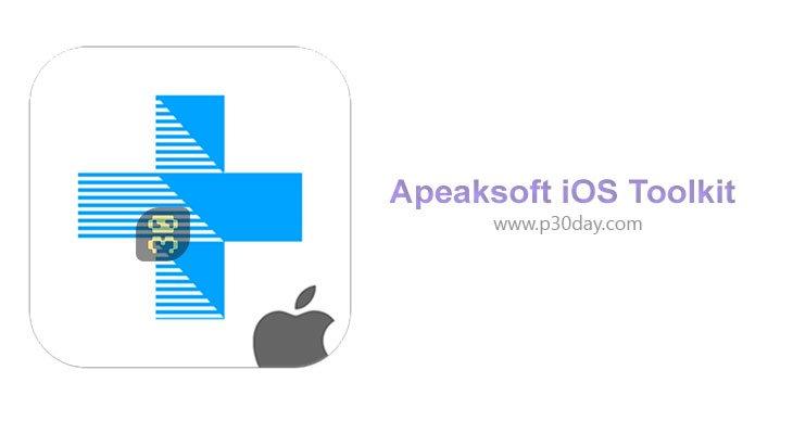 دانلود Apeaksoft iOS Toolkit 1.1.10 - بازیابی اطلاعات حذف شده iOS