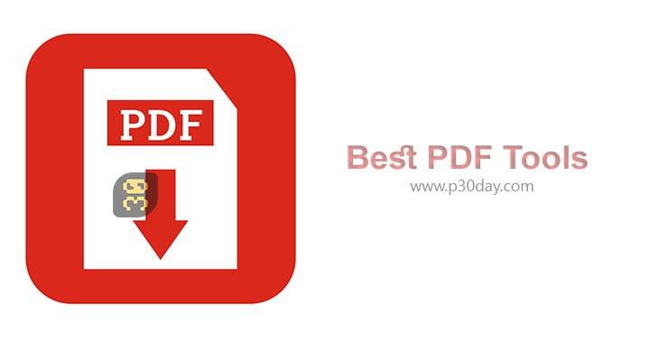 دانلود Best PDF Tools 3.7.1 - مدیریت و بهینه سازی فایل های PDF