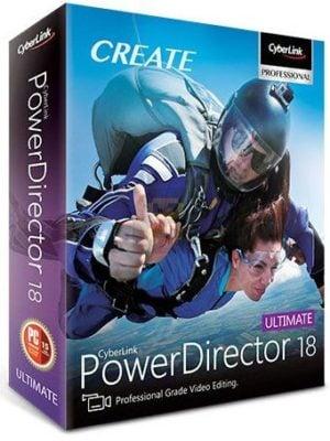 دانلود CyberLink PowerDirector Ultimate 19.0.2108.0 - تولید حرفه ای فیلم