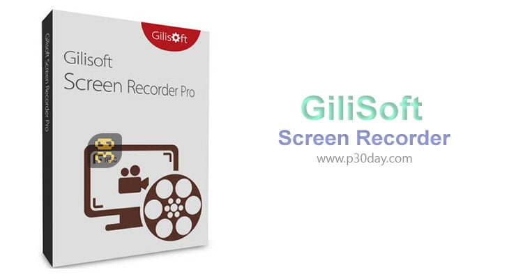 دانلود GiliSoft Screen Recorder Pro 10.3.0 - فیلم برداری از دسکتاپ