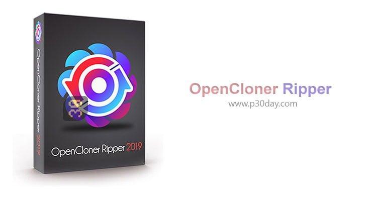 دانلود OpenCloner Ripper 2020 v3.30.108 - ریپ دی وی دی