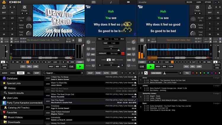 دانلود PCDJ DEX 3.14 - میکس موسیقی با ویدئو