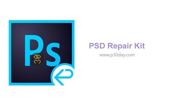 دانلود PSD Repair Kit 2.3.1.0 - تعمیر و ریکاوری فایل های PSD