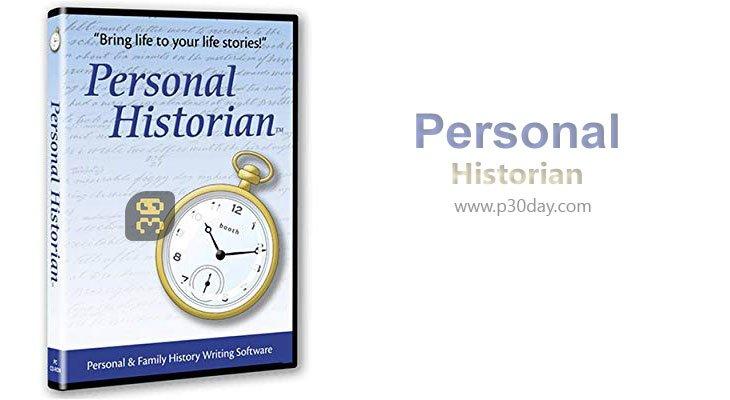 دانلود Personal Historian 3.0.2.0 - نرم افزار خاطره نویسی