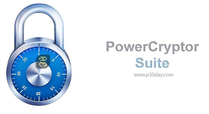 دانلود PowerCryptor Suite 1.05.08.0 - رمزگذاری و حفاظت از فایل ها