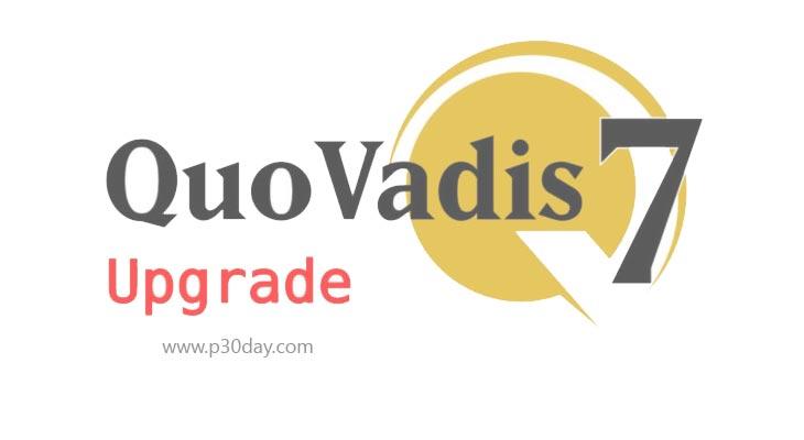 دانلود QuoVadis 7.4.0.1 - نرم افزار مسیریابی ویندوز