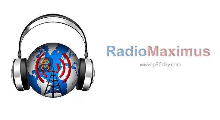 دانلود RadioMaximus Pro 2.28 - پخش و ظبط ایستگاه های رادیویی